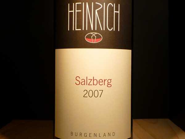 Heinrich Gernot Salzberg Gols 2015 *********