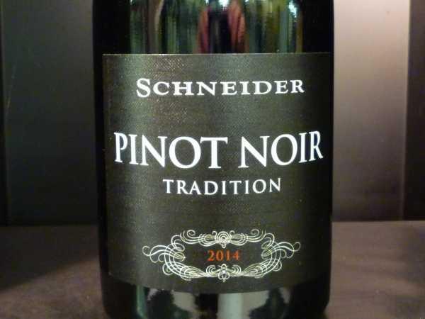 Schneider Markus Pinot Noir Tradition 2016