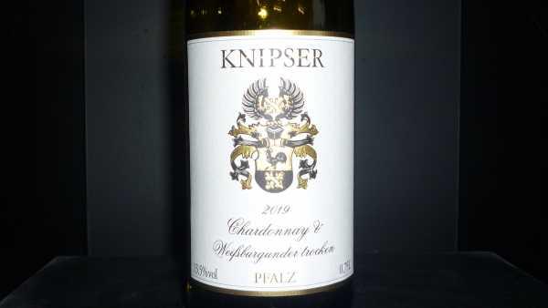 Knipser Chardonnay & Weißburgunder trocken 2020