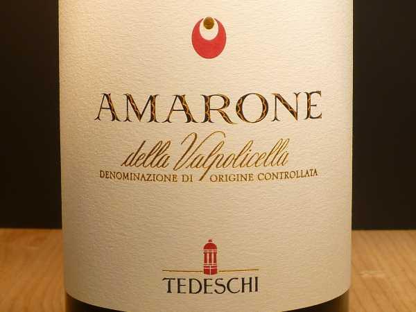 Fratelli Tedeschi Amarone della Valpolicella Classico 2011 1,5 l