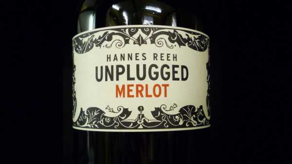 Hannes Reeh Unplugged Merlot 2018