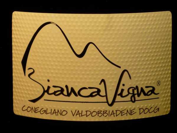 Bianca Vigna Extra Dry Valdobbiadene Millesimato