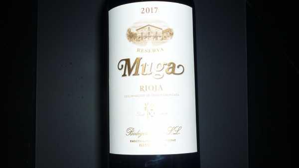 Muga Reserva Rioja 2017