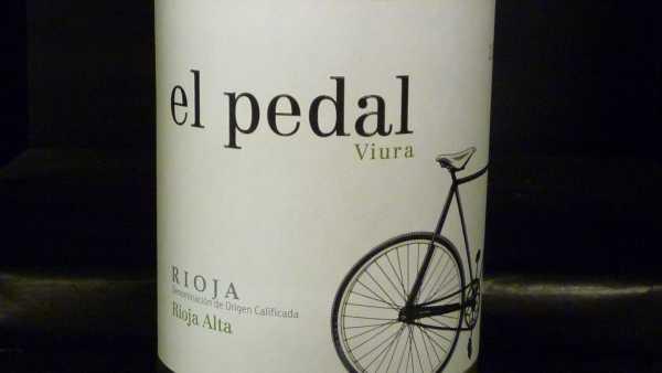 El Pedal Blanco Viura Hermanos Hernaiz Rioja 2018