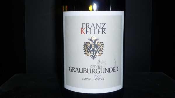 Franz Keller Grauburgunder vom Löss VDP Gutswein 2019