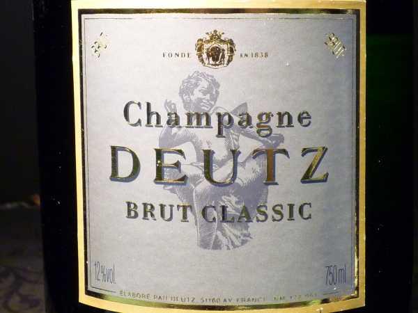 Deutz Brut Classic Magnum