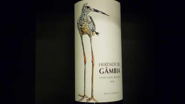 Herdade de Gambia Vinho Tinto 2020