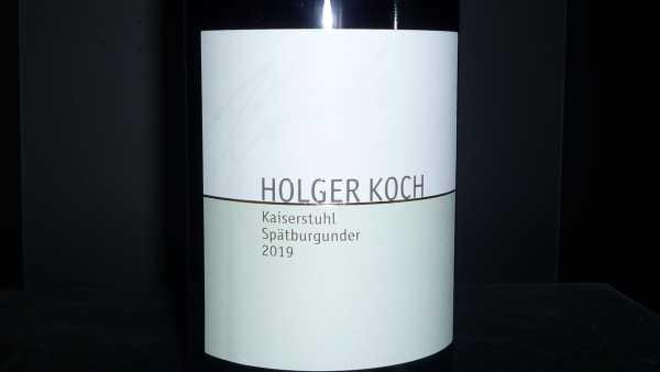 Holger Koch Spätburgunder Kaiserstuhl 2019