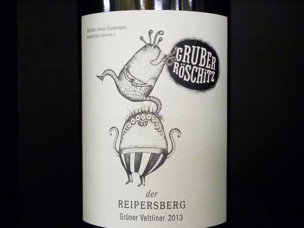 Gruber Röschitz Reipersberger Grüner Veltliner 2018
