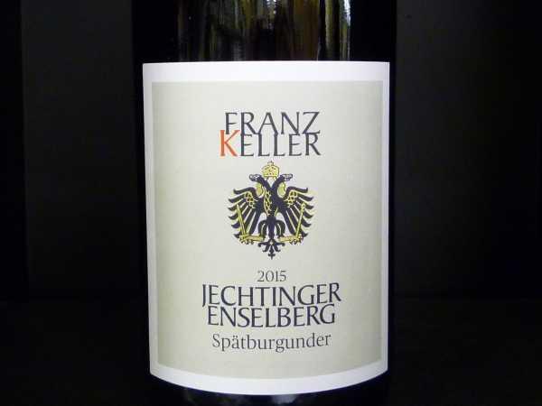 Franz Keller Jechtinger Enselberg Spätburgunder 2015 -Restmenge-