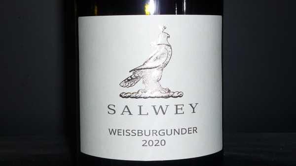 Salwey Weißburgunder Kabinett trocken 2020