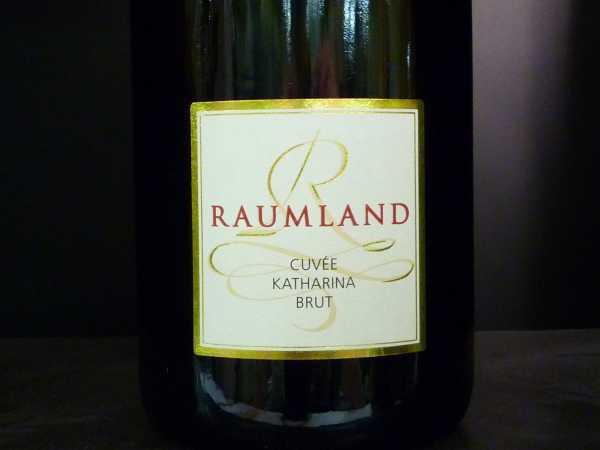 Raumland Cuveè Katharina Brut 2014 -Restmenge-