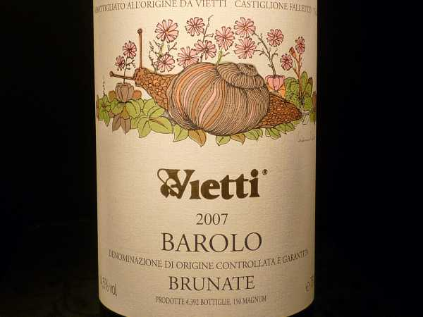 Vietti Barolo Brunate 2012
