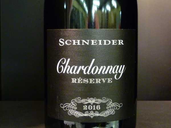 Schneider Markus Chardonnay Réserve trocken 2018