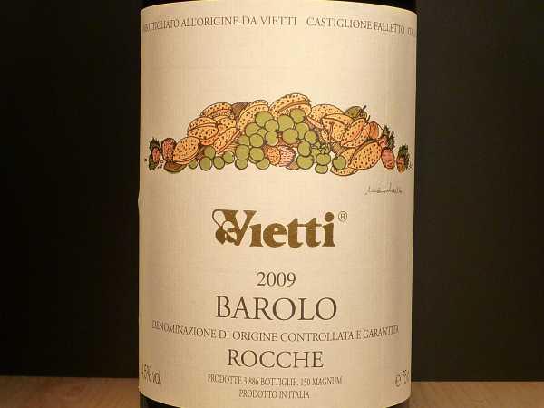 Vietti Barolo Rocche 2012