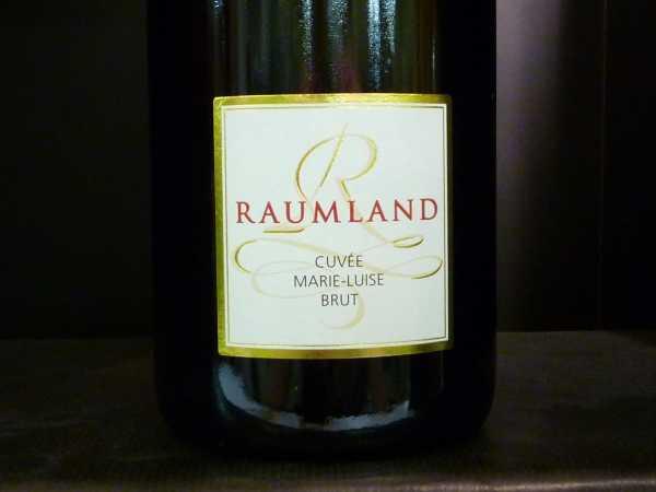 Raumland Cuveè Marie-Luise Brut 2013
