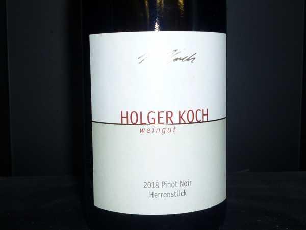 Holger Koch Pinot Noir Herrenstück 2018