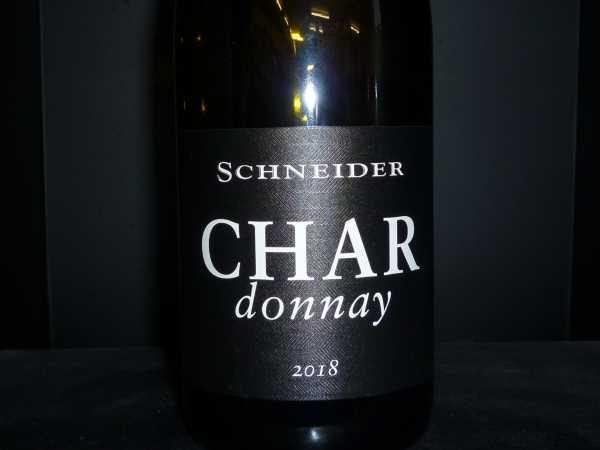 Schneider Markus Chardonnay Ellerstadt 2018 -Restmenge-