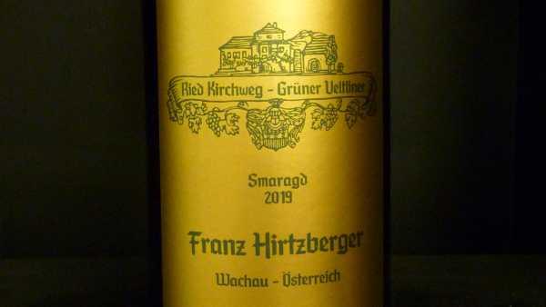 Hirtzberger Grüner Veltliner Smaragd Kirchweg 2019