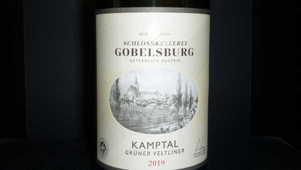 Schloss Gobelsburg Grüner Veltliner Kamptal 2019