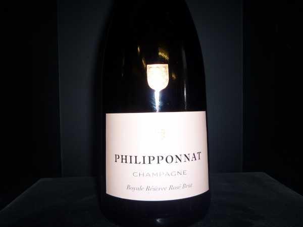 Philipponnat Royale Réserve Rosé Brut 2015