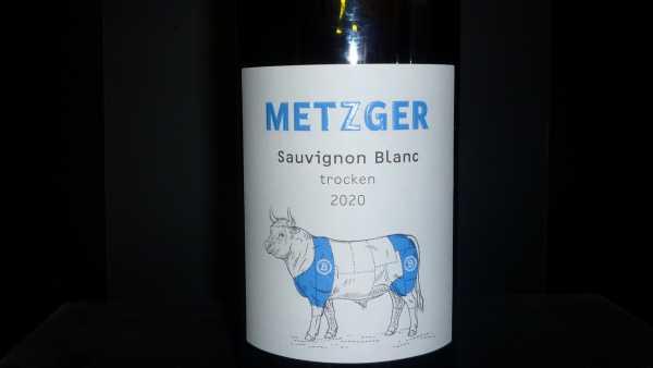Metzger Sauvignon blanc trocken 2020