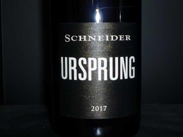 Schneider Ursprung 2018