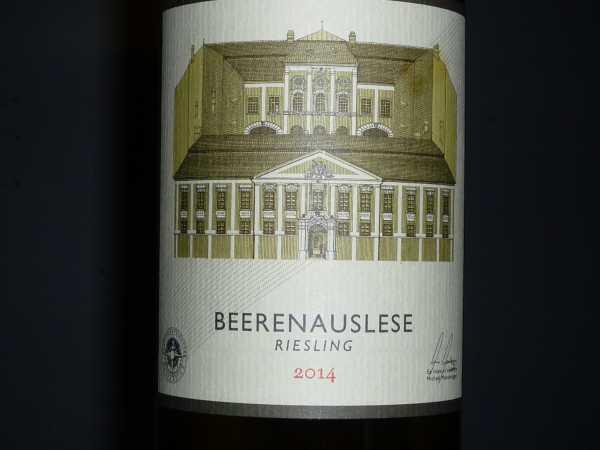 Schloss Gobelsburg Riesling Beerenauslese 2014