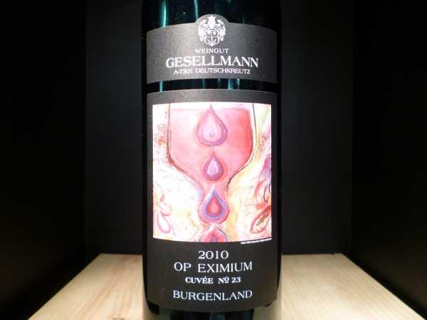 Gesellmann Opus Eximium Deutschkreuz 2017