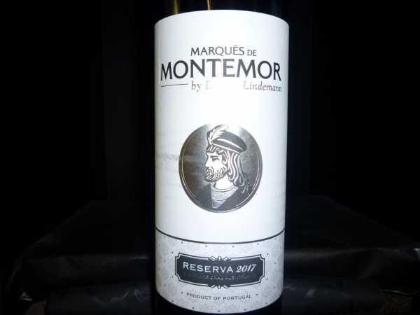 Marques de Montemor tinto Reserva 2017