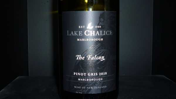 Lake Chalice Pinot Gris The Falcon 2018