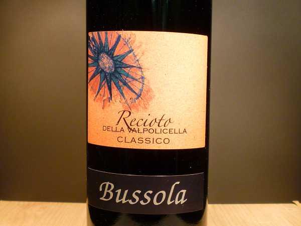 Bussola Recioto Classico 2012
