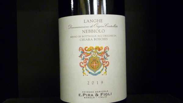 Nebbiolo Langhe E. Pira & Figli Chiara Boschis 2019