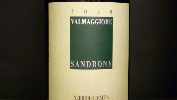 Sandrone Luciano Nebbiolo Valmaggiore 2019