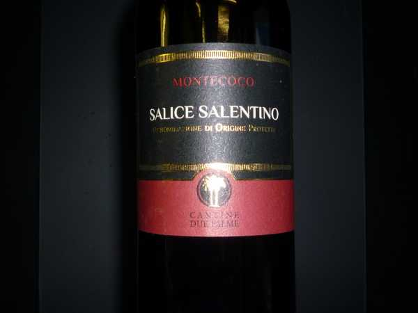 Cantine Due Palme Salice Salentino 2014