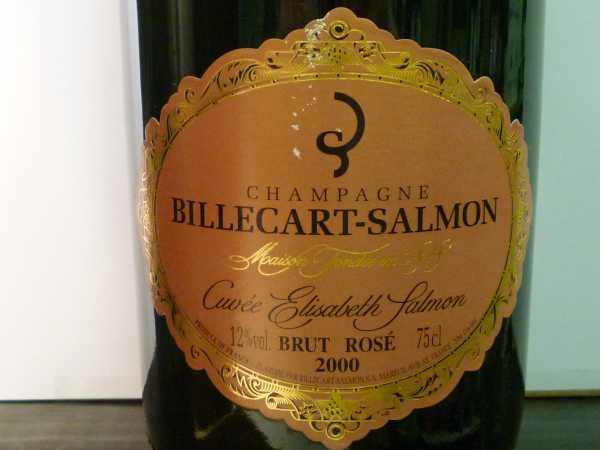 Billecart-Salmon Cuvee Elisabeth Salmon 2006