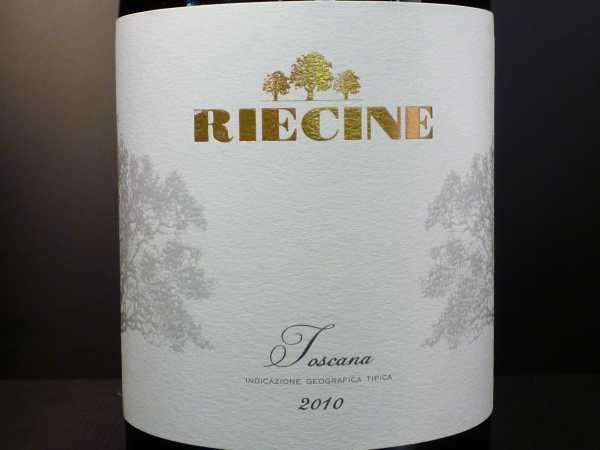 Riecine Rosso Toscana IGT 2013