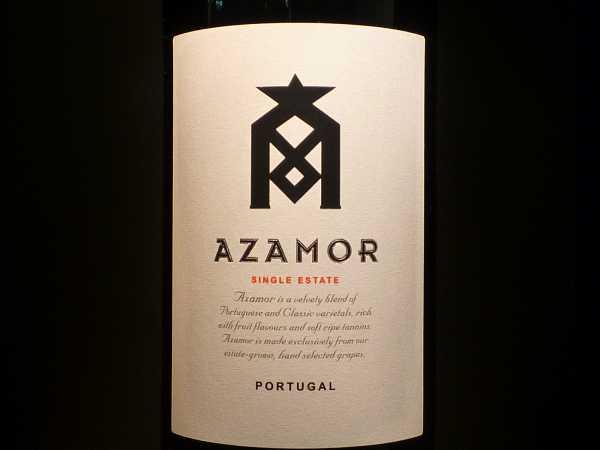 Azamor Kilburn & Gomes Lda. Vinho Regional Alentejano 2015