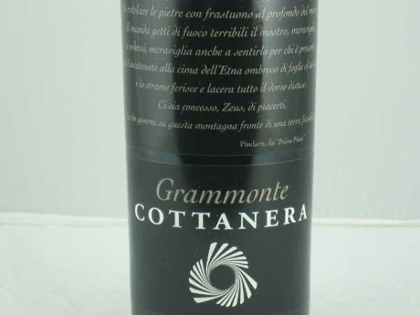 Cottanera Grammonte (Merlot) 2010