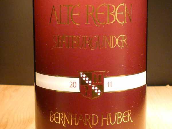 Bernhard Huber Spätburgunder Alte Reben trocken 2017