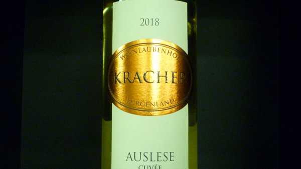 Kracher Auslese Cuvee 2018