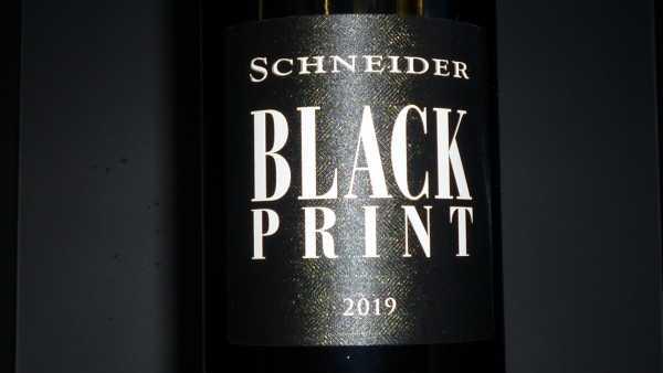 Schneider Markus Black Print Ellerstadt 2019