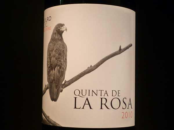 Quinta de la Rosa tinto Douro 2016