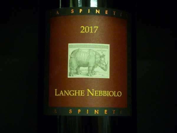 Nebbiolo Langhe La Spinetta Starderi 2017