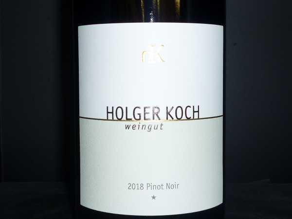 Holger Koch Pinot Noir 1* Selectionswein 2018