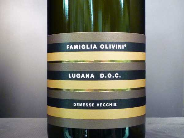 "Lugana Olivini""Demesse Vecchie"" DOC 2017"