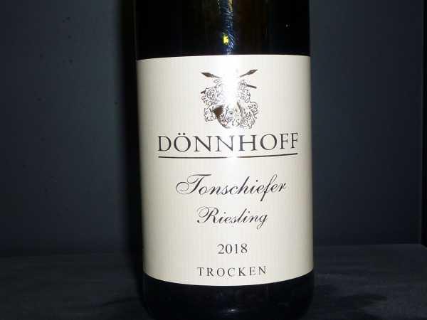Dönnhoff Tonschiefer Riesling trocken 2018