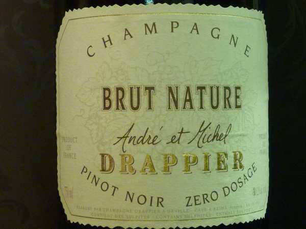 Drappier Brut Nature Magnum