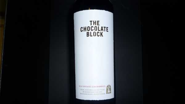 The Chocolate Block 2018