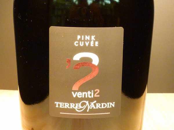 Borgo Molino Pink Cuvée Venti 2 Extra dry